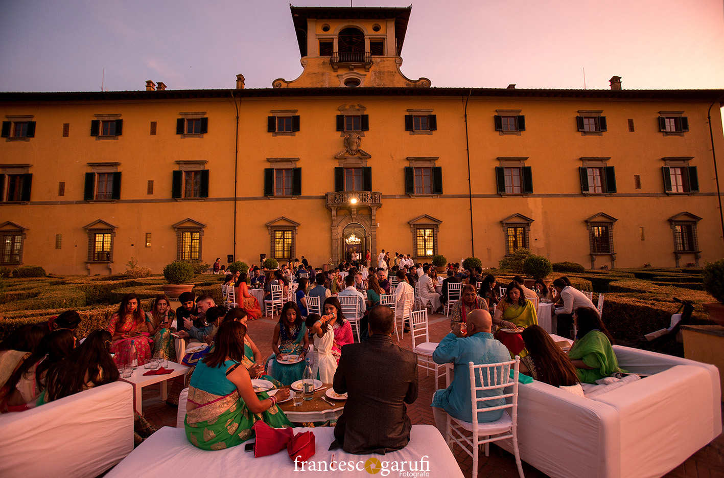 historical villa in Tuscany