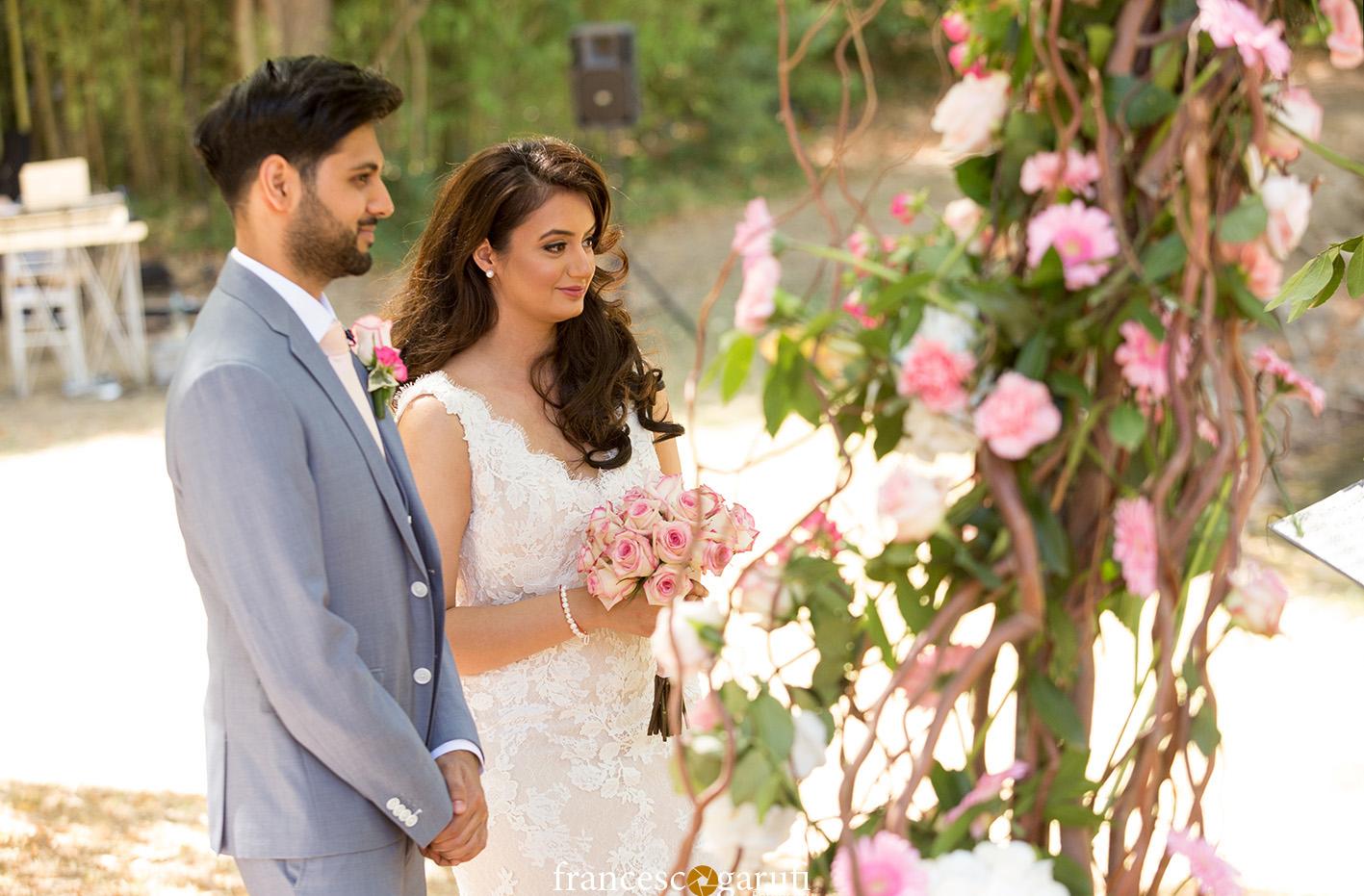 matrimonio indiano in Toscana