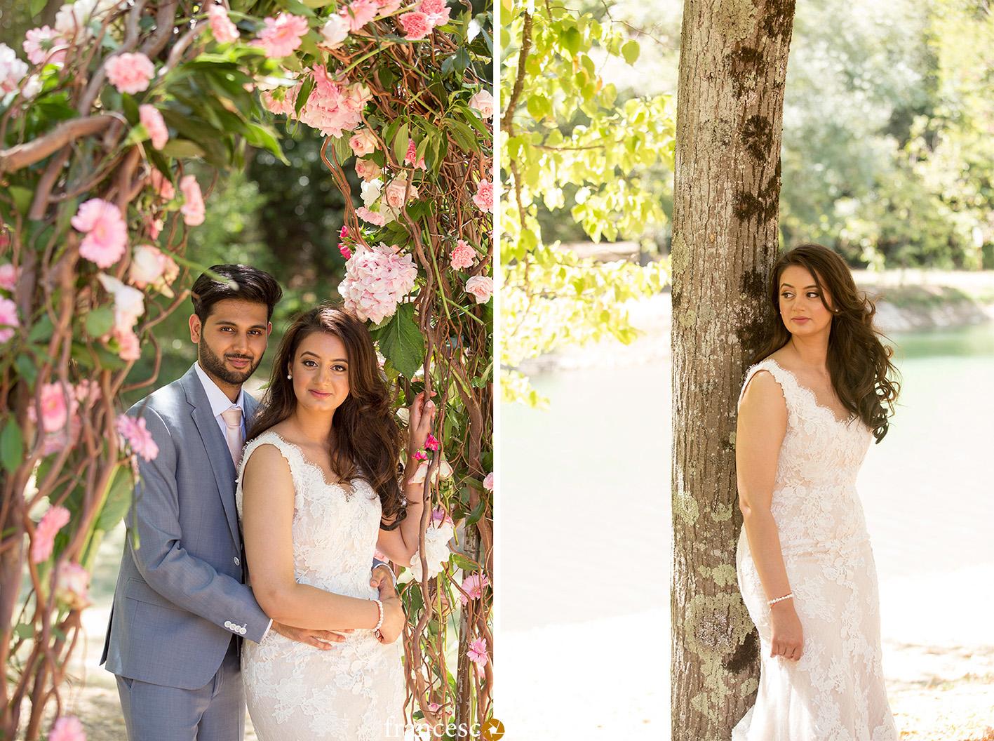 Servizio fotografico per sposi indiani