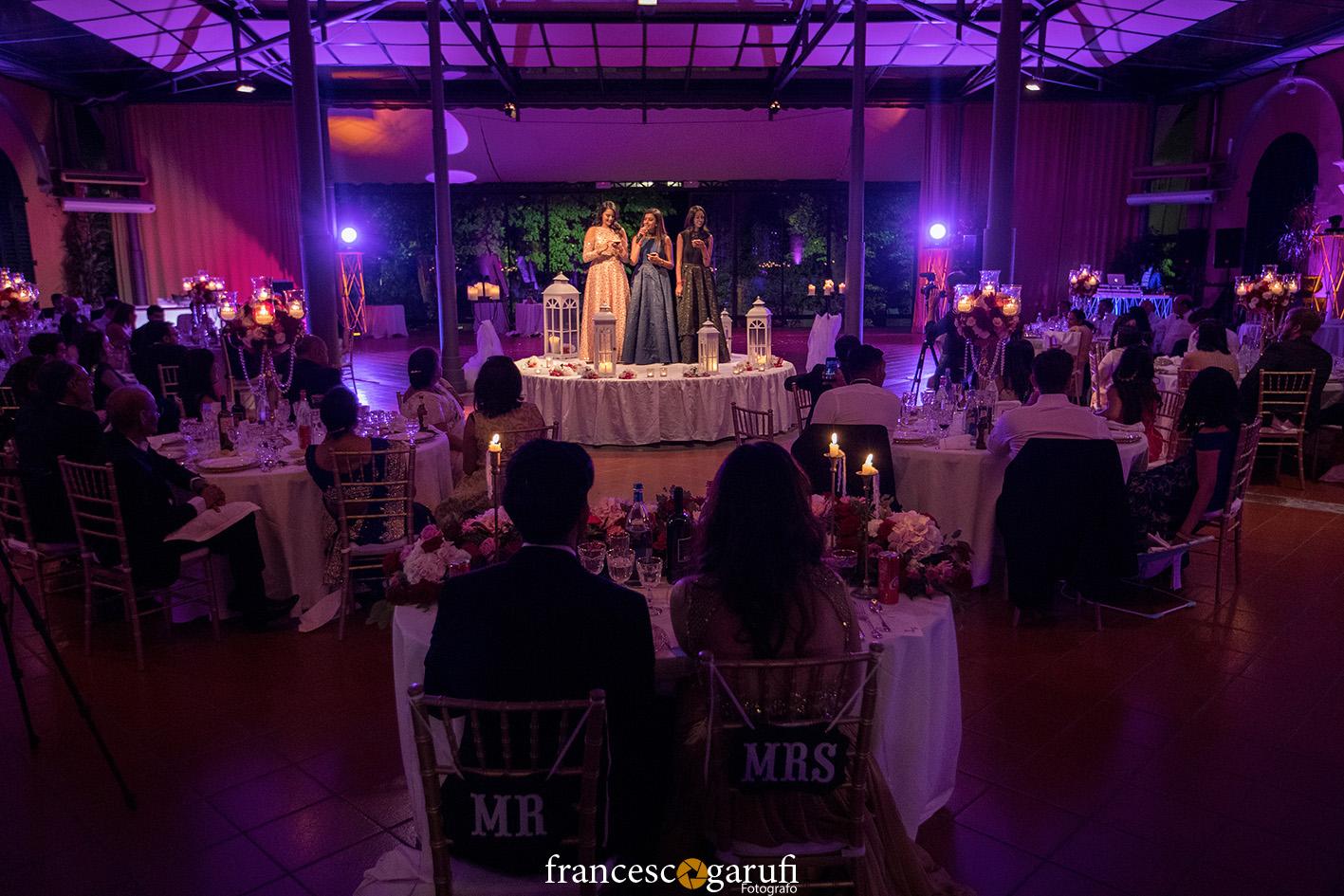 Ricevimento matrimonio Hindu in Italia